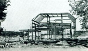 Early construction of Rheingold