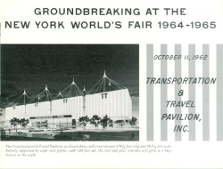 Cover - T&T Groundbreaking Brochure
