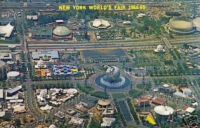 aerial postcard