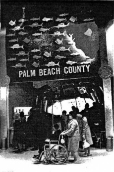 Palm Beach County Booth