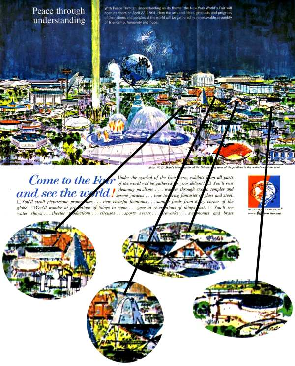 World's Fair Brochure