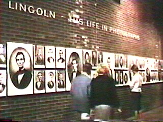 Lincoln photo exhibition