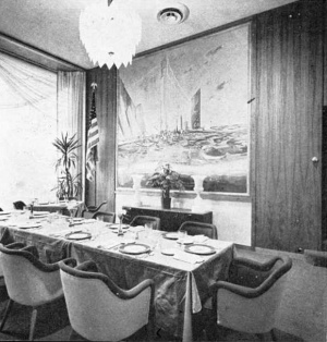 Private Dining Room at Terrace Club