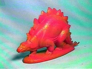 Stegosaurus Mold-a-Rama Dinosaur