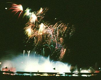solar storm fountain firework - photo #21